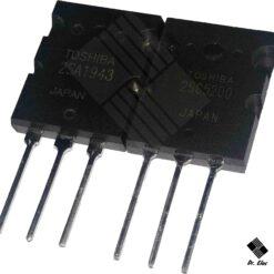ترانزیستور C5200 ترانزیستور A1943