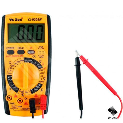 مولتی متر +YAXUN YX-9205A