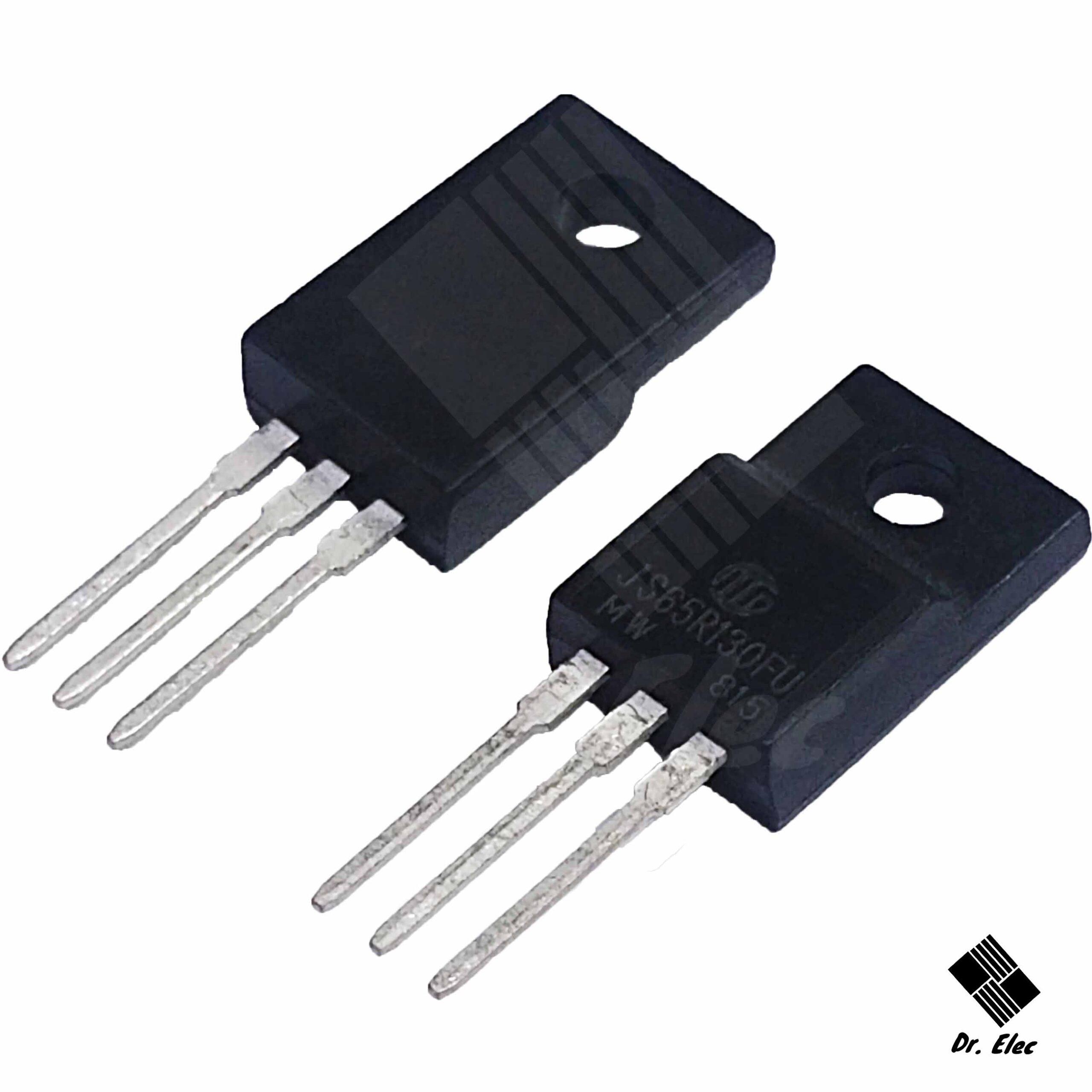 ماسفت JS65R130FU ترانزیستور JS65R130FU