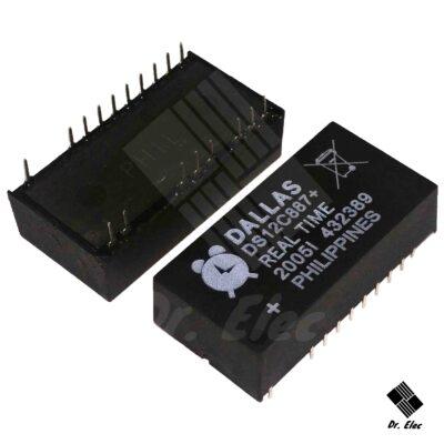 آی سی +DALLAS DS12C887