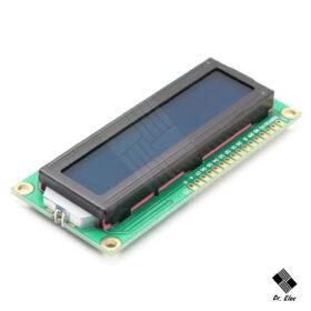 LCD کاراکتری 16*2 (آبی)