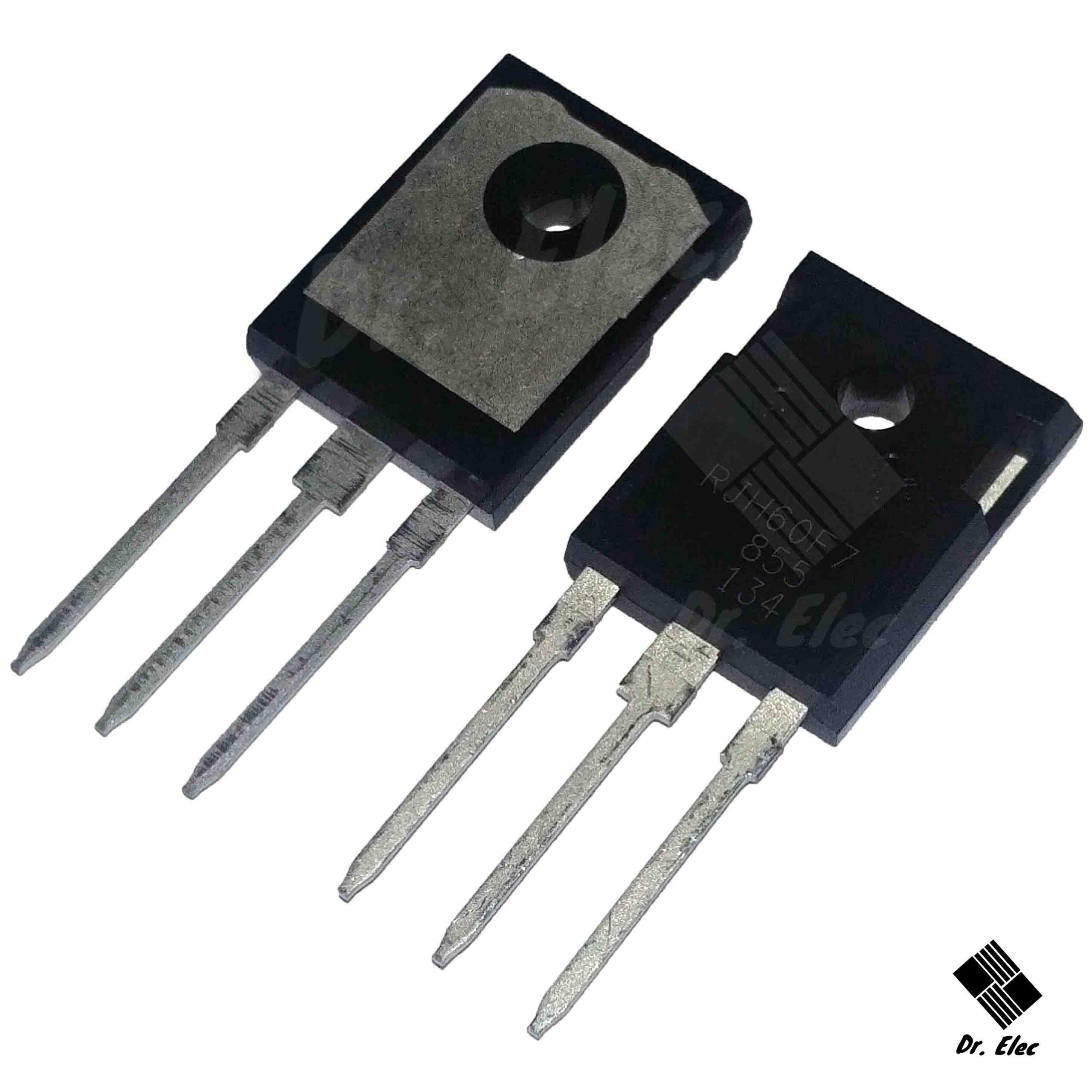 آی جی بی تی RJH60F7 ترانزیستور RJH60F7