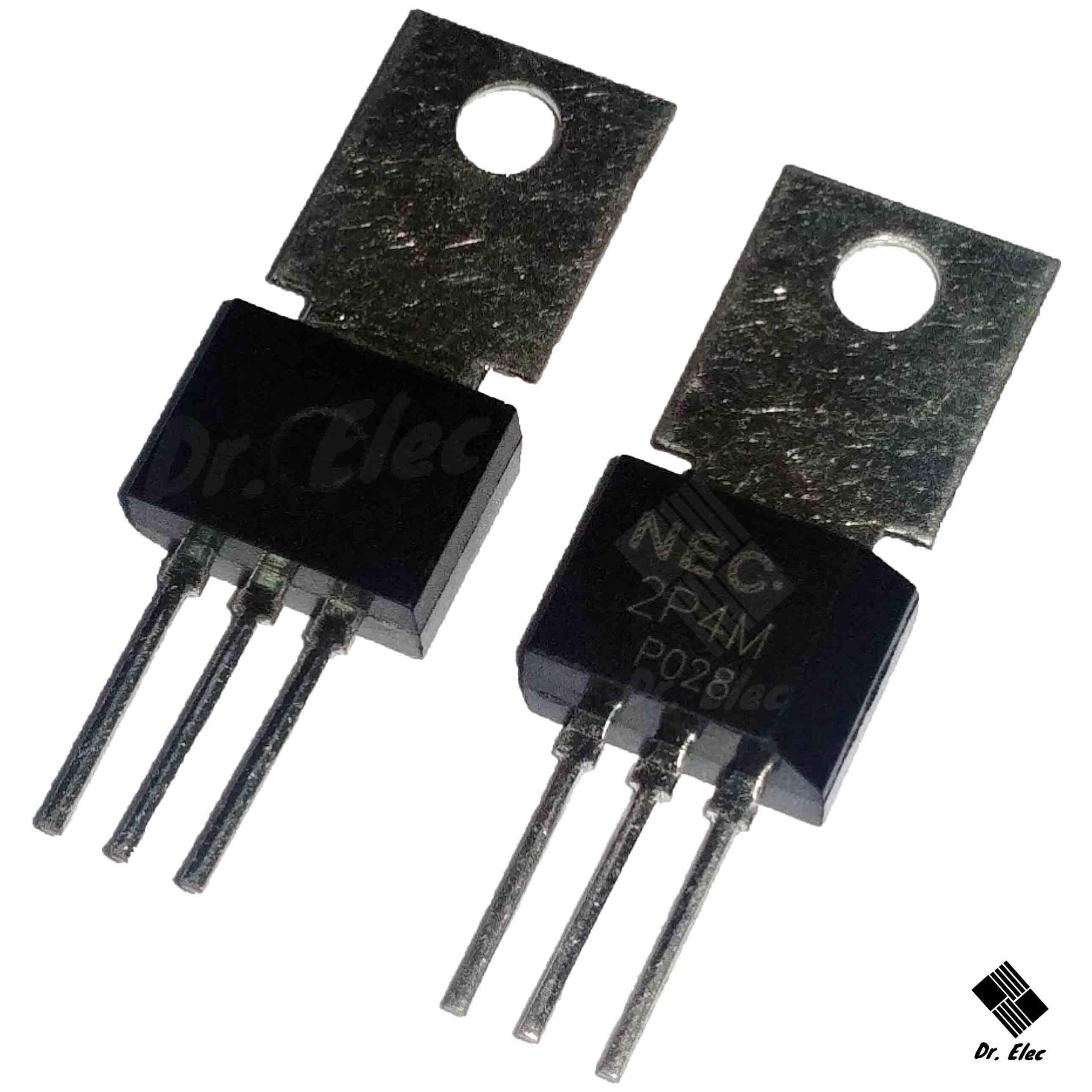 ترانزیستور 2p4m تریستور 2p4m