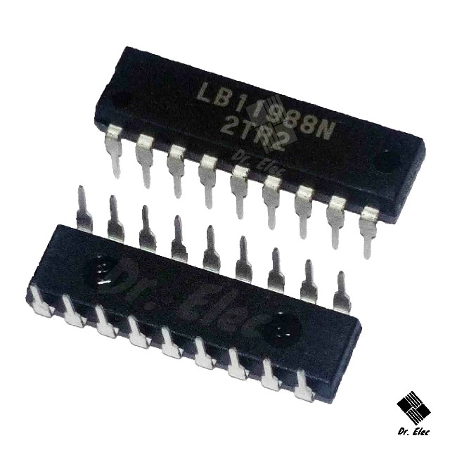 آی سی LB11988 دیتاشیت LB11988