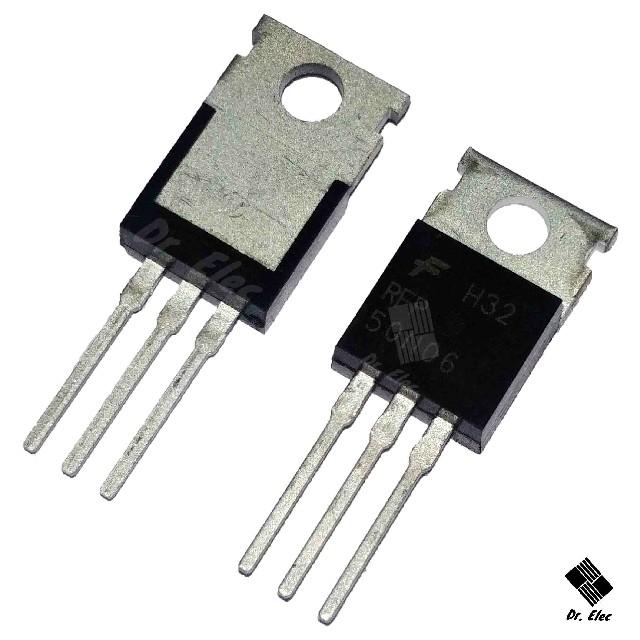 ماسفت RFP50N06 ترانزیستور RFP50N06