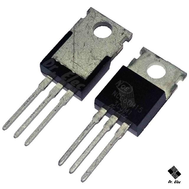 ماسفت NCE60H15 ترانزیستور NCE60H15
